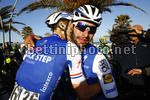 Tirreno Adriatico 2017 - 52th Edition - 6th stage Ascoli Piceno - Civitanova Marche 168 km - 13/03/2017 - Fernando Gaviria (COL - QuickStep - Floors) - Niki Terpstra (NED - QuickStep - Floors) - photo Luca Bettini/BettiniPhoto©2017