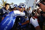 Tirreno Adriatico 2017 - 52th Edition - 6th stage Ascoli Piceno - Civitanova Marche 168 km - 13/03/2017 - Fernando Gaviria (COL - QuickStep - Floors) - Zdenek Stybar (CZE - QuickStep - Floors) - photo Luca Bettini/BettiniPhoto©2017