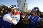 Tirreno Adriatico 2017 - 52th Edition - 6th stage Ascoli Piceno - Civitanova Marche 168 km - 13/03/2017 - Fernando Gaviria (COL - QuickStep - Floors) - Iljo Keisse (BEL - QuickStep - Floors) - photo Luca Bettini/BettiniPhoto©2017