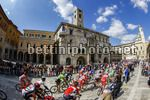 Tirreno Adriatico 2017 - 52th Edition - 6th stage Ascoli Piceno - Civitanova Marche 168 km - 13/03/2017 - Scenery - Ascoli Piceno - Piazza del Popolo - photo Luca Bettini/BettiniPhoto©2017