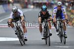 Milan Sanremo 2017 - 108th Edition - Milano - Sanremo 291km - 18/03/2017 - Michal Kwiatkowski (POL - Team Sky) - Peter Sagan (SVK - Bora - Hansgrohe) - Julian Alaphilippe (FRA - QuickStep - Floors) - photo Dario Belingheri/BettiniPhoto©2017