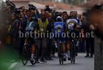 Milano Sanremo 2017 - 108th Edition - Milano - Sanremo 291 km - 17/03/2017 - Tom Boonen (BEL - QuickStep - Floors) - Matteo Trentin (ITA - QuickStep - Floors) - photo Roberto Bettini/BettiniPhoto©2017