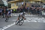 Milano Sanremo 2017 - 108th Edition - Milano - Sanremo 291 km - 17/03/2017 - Il Poggio - Michal Kwiatkowski (POL - Team Sky) - Peter Sagan (SVK - Bora - Hansgrohe) - Julian Alaphilippe (FRA - QuickStep - Floors) - photo POOL Fabio Ferrari/BettiniPhoto©20