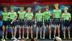 Calella - Spain - wielrennen - cycling - radsport - cyclisme -  Team  Cannondale Drapac Professsional Cycling  pictured during stage - 1 of the Volta Ciclista a Catalunya 2017 - photo Luis Gomez/Cor Vos © 2017