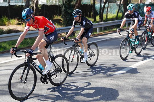 Volta Ciclista a Catalunya 2017 - 7th stage Barcelona - Barcelona 132.7 km - 26/03/2017 - Christopher Froome (GBR - Team Sky) - Photo Luis Angel Gomez/BettiniPhoto©2017