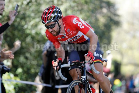 Volta Ciclista a Catalunya 2017 - 7th stage Barcelona - Barcelona 132.7 km - 26/03/2017 - Thomas De Gendt (BEL - Lotto Soudal) - Photo Luis Angel Gomez/BettiniPhoto©2017