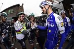 Scheldeprijs 2017 - 105th Edition - Mol - Schoten 202 km - 05/04/2017 - Tom Boonen (BEL - QuickStep - Floors) - Peter Sagan (SVK - Bora - Hansgrohe) - photo Gregory Van Gansen/PN/BettiniPhoto©2017.