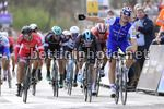 Scheldeprijs 2017 - 105th Edition - Mol - Schoten 202 km - 05/04/2017 - Marcel Kittel (GER - QuickStep - Floors) - Elia Viviani (ITA - Team Sky) - Nacer Bouhanni (FRA - Cofidis) - photo Nico Vereecken/PN/BettiniPhoto©2017.
