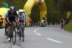Tour of the Alps 2017 - 41th Edition - 1st stage Kufstein - Innsbruck 142,3 km - 17/04/2017 - Geraint Thomas (GBR - Team Sky) - Domenico Pozzovivo (ITA - AG2R - La Mondiale) - photo Luca Bettini/BettiniPhoto©2017