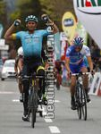 Tour of the Alps 2017 - 41th Edition - 1st stage Kufstein - Innsbruck 142,3 km - 17/04/2017 - Michele Scarponi (ITA - Astana Pro Team) - Geraint Thomas (GBR - Team Sky) - Thibaut Pinot (FRA - FDJ) - photo Roberto Bettini/BettiniPhoto©2017