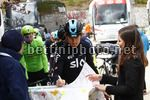 Tour of the Alps 2017 - 41th Edition - 2nd stage Innsbruck - Innervillgraten 181,3 Km - 18/04/2017 - Geraint Thomas (GBR - Team Sky) - photo Luca Bettini/BettiniPhoto©2017