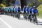 Tour of the Alps 2017 - 41th Edition - 2nd stage Innsbruck - Innervillgraten 181,3 Km - 18/04/2017 - Gazprom - RusVelo - photo Luca Bettini/BettiniPhoto©2017