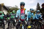 Tour of the Alps 2017 - 41th Edition - 2nd stage Innsbruck - Innervillgraten 181,3 Km - 18/04/2017 - Michele Scarponi (ITA - Astana Pro Team) - photo Luca Bettini/BettiniPhoto©2017