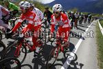 Tour of the Alps 2017 - 41th Edition - 2nd stage Innsbruck - Innervillgraten 181,3 Km - 18/04/2017 - Francesco Gavazzi (ITA - Androni Giocattoli - Sidermec) - photo Luca Bettini/BettiniPhoto©2017