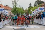Tour of Croatia 2017 - 41th Edition - 1st stage Osijek - Koprivnica 227 KM - 18/04/2017 - Sacha Modolo (ITA - UAE Team Emirates) - photo KL-Photo/BettiniPhoto©2017.