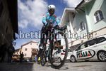 Tour of the Alps 2017 - 41th Edition - 3rd stage Villabassa - Funes 143,1 Km - 19/04/2017 - Suleiman Kangangi (Bike Aid) - photo Roberto Bettini/BettiniPhoto©2017.