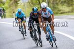Tour of the Alps 2017 - 41th Edition - 3rd stage Villabassa - Funes 143,1 Km - 19/04/2017 - Domenico Pozzovivo (ITA - AG2R - La Mondiale) - Mikel Landa (ESP - Team Sky) - Dario Cataldo (ITA - Astana Pro Team) - photo Luca Bettini/BettiniPhoto©2017