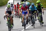 Tour of the Alps 2017 - 41th Edition - 3rd stage Villabassa - Funes 143,1 Km - 19/04/2017 - Hugh Carthy (GBR - Cannondale - Drapac) - Thibaut Pinot (FRA - FDJ) - Michele Scarponi (ITA - Astana Pro Team) - photo Luca Bettini/BettiniPhoto©2017