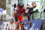 Tour of the Alps 2017 - 41th Edition - 3rd stage Villabassa - Funes 143,1 Km - 19/04/2017 - Ivan Santaromita (ITA - Nippo - Vini Fantini) - photo Luca Bettini/BettiniPhoto©2017