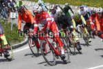 Tour of the Alps 2017 - 41th Edition - 3rd stage Villabassa - Funes 143,1 Km - 19/04/2017 - Francesco Gavazzi (ITA - Androni Giocattoli - Sidermec) - photo Luca Bettini/BettiniPhoto©2017