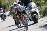 Tour of the Alps 2017 - 41th Edition - 4th stage Bolzano - Cles 165,3 Km - 20/04/2017 - Hubert Dupont (FRA  - AG2R - La Mondiale) - photo Luca Bettini/BettiniPhoto©2017