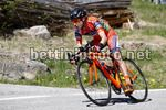 Tour of the Alps 2017 - 41th Edition - 4th stage Bolzano - Cles 165,3 Km - 20/04/2017 - Damiano Cunego (ITA - Nippo - Vini Fantini) - photo Luca Bettini/BettiniPhoto©2017