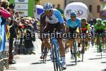 Tour of the Alps 2017 - 41th Edition - 4th stage Bolzano - Cles 165,3 Km - 20/04/2017 - Matteo Montaguti (ITA - AG2R - La Mondiale) - photo Roberto Bettini/BettiniPhoto©2017.