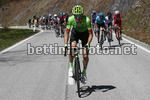 Tour of the Alps 2017 - 41th Edition - 5th stage Smarano - Trento 192,5 Km - 21/04/2017 - Pierre Rolland (FRA - Cannondale - Drapac) - photo Luca Bettini/BettiniPhoto©2017