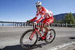 Tour of the Alps 2017 - 41th Edition - 5th stage Smarano - Trento 192,5 Km - 21/04/2017 - Davide Ballerini (ITA - Androni Giocattoli - Sidermec) - photo Luca Bettini/BettiniPhoto©2017