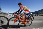 Tour of the Alps 2017 - 41th Edition - 5th stage Smarano - Trento 192,5 Km - 21/04/2017 - Ivan Santaromita (ITA - Nippo - Vini Fantini) - photo Luca Bettini/BettiniPhoto©2017