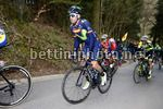 Liege - Bastogne - Liege 2017 - 103th Edition - Liegi - Ans 258 km - 23/04/2017 - JoseÕ Joaquin Rojas (ESP - Movistar) - photo Luca Bettini/BettiniPhoto©2017