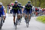 Liege - Bastogne - Liege 2017 - 103th Edition - Liegi - Ans 258 km - 23/04/2017 - Movistar - photo Luca Bettini/BettiniPhoto©2017