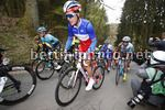 Liege - Bastogne - Liege 2017 - 103th Edition - Liegi - Ans 258 km - 23/04/2017 - Arthur Vichot (FRA - FDJ) - photo Luca Bettini/BettiniPhoto©2017