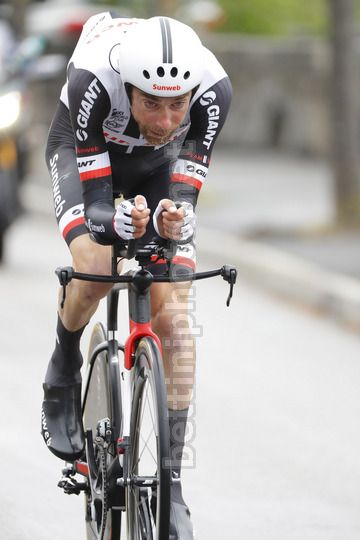 Tour de Romandie 2017 - Prologue Aigle - Aigle 4.8 km - 25/04/2017 - Laurens Ten Dam (NED - Team Sunweb) - Photo Luis Angel Gomez/BettiniPhoto©2017