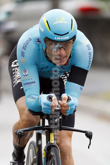 Tour de Romandie 2017 - Prologue Aigle - Aigle 4.8 km - 25/04/2017 - Andrei Grivko (UKR - Astana Pro Team) - Photo Luis Angel Gomez/BettiniPhoto©2017