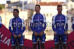Giro d'Italia 2017 - 100th Edition - Team Presentation - Alghero - 04/05/2017 - Davide Martinelli (ITA - QuickStep - Floors) - photo Luca Bettini/BettiniPhoto©2017
