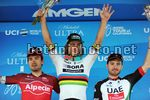 Tour of California 2017 - 3rd stage Pismo Beach - Morro Bay 192.5 km - 16/05/2017 - Peter Sagan (SVK - Bora - Hansgrohe) - Andrea Guardini (ITA - UAE Team Emirates) - photo Brian Hodens/BettiniPhoto©2017