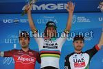 Tour of California 2017 - 3rd stage Pismo Beach - Morro Bay 192.5 km - 16/05/2017 - Rick Zabel (GER - Katusha - Alpecin) - Peter Sagan (SVK - Bora - Hansgrohe) - Simone Consonni (ITA - UAE Team Emirates) - photo Brian Hodens/BettiniPhoto©2017