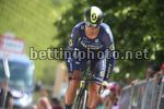 Giro d'Italia 2017 - 100th Edition - 10th stage Foligno - Montefalco 39.8 km - 15/05/2017 - Svein Tuft (CAN - ORICA - Scott) - photo Ilario Biondi/BettiniPhoto©2017