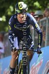 Giro d'Italia 2017 - 100th Edition - 10th stage Foligno - Montefalco 39.8 km - 15/05/2017 - Adam Yates (GBR - ORICA - Scott) - photo Ilario Biondi/BettiniPhoto©2017