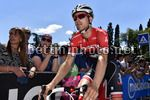 Giro d'Italia 2017 - 100th Edition - 11th stage Firenze - Bagni di Romagna 159 km - 17/05/2017 - Bauke Mollema (NED - Trek - Segafredo) - photo Dario Belingheri/BettiniPhoto©2017