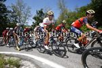 Giro d'Italia 2017 - 100th Edition - 11th stage Firenze - Bagno di Romagna 161 km - 17/05/2017 - Kanstantsin Siutsou (BLR - Bahrain - Merida) - photo Luca Bettini/BettiniPhoto©2017
