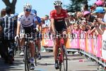 Giro d'Italia 2017 - 100th Edition - 11th stage Firenze - Bagno di Romagna 161 km - 17/05/2017 - Bob Jungels (LUX - QuickStep - Floors) - photo Ilario Biondi/BettiniPhoto©2017