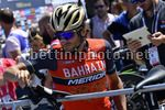 Giro d'Italia 2017 - 100th Edition - 11th stage Firenze - Bagni di Romagna 159 km - 17/05/2017 - Manuele Boaro (ITA - Bahrain - Merida) - photo Dario Belingheri/BettiniPhoto©2017