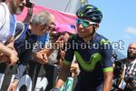 Giro d'Italia 2017 - 100th Edition - 11th stage Firenze - Bagno di Romagna 161 km - 17/05/2017 - Nairo Quintana (COL - Movistar) - photo Ilario Biondi/BettiniPhoto©2017