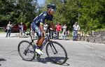 Giro d'Italia 2017 - 100th Edition - 11th stage Firenze - Bagno di Romagna 161 km - 17/05/2017 - Nairo Quintana (COL - Movistar) - photo Luca Bettini/BettiniPhoto©2017