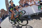 Giro d'Italia 2017 - 100th Edition - 12th stage ForliÕ - Reggio Emilia 234 km - 18/05/2017 - Daniele Bennati (ITA - Movistar) - photo Ilario Biondi/BettiniPhoto©2017