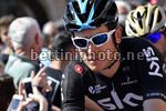 Giro d'Italia 2017 - 100th Edition - 12th stage Forli' - Reggio Emilia 234 km - 18/05/2017 - Geraint Thomas (GBR - Team Sky) - photo Dario Belingheri/BettiniPhoto©2017