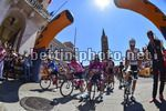 Giro d'Italia 2017 - 100th Edition - 12th stage Forli' - Reggio Emilia 234 km - 18/05/2017 - Scenery - Forli' - photo Dario Belingheri/BettiniPhoto©2017
