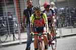 Giro d'Italia 2017 - 100th Edition - 12th stage ForliÕ - Reggio Emilia 234 km - 18/05/2017 - Filippo Pozzato (ITA - Wilier Selle Italia) - photo Luca Bettini/BettiniPhoto©2017
